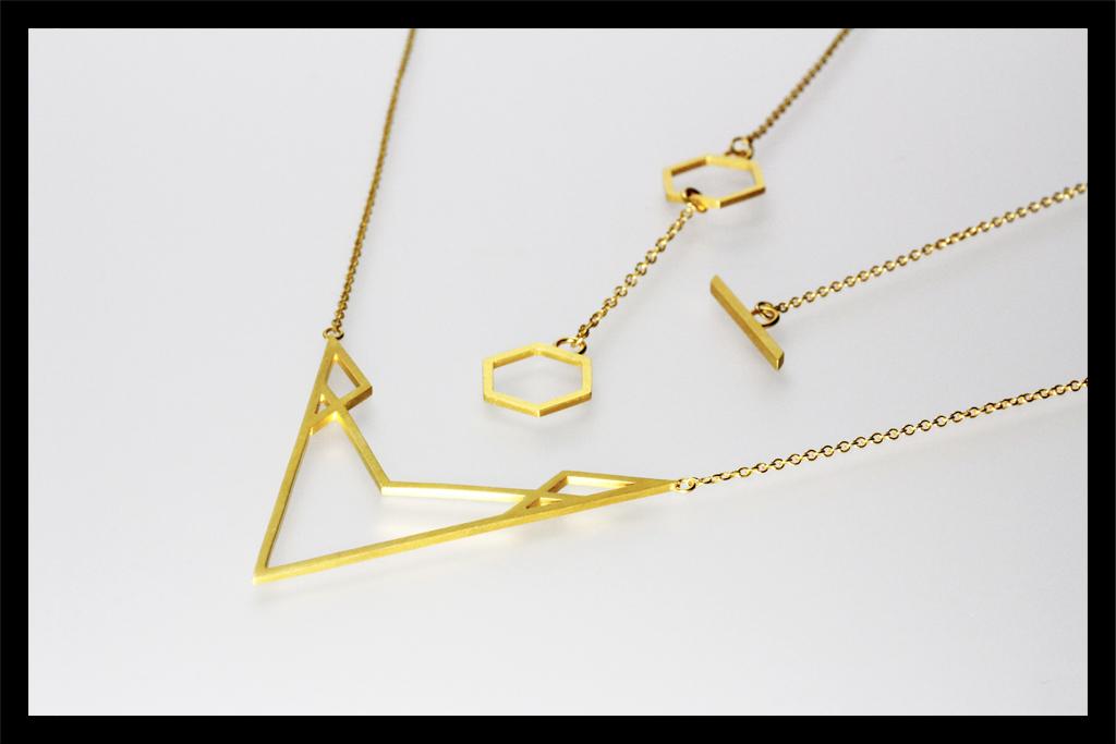 Isometric Necklace IV